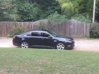 Picture of 2010 Ford Taurus SHO AWD, exterior, gallery_worthy