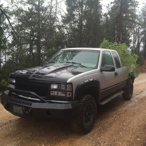 Picture of 1996 GMC Sierra C/K 1500