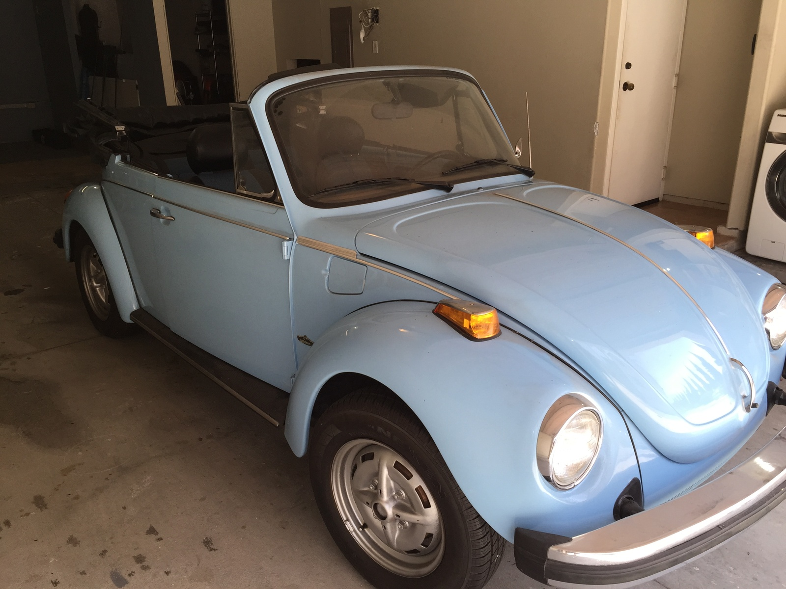 Volkswagen Beetle Questions - What is a reasonable price for my 1979 ...