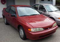 Picture of 1993 Hyundai Scoupe 2 Dr STD Coupe, exterior