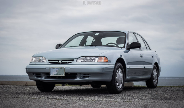 Picture of 1996 Hyundai Sonata GL