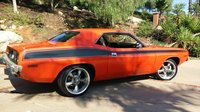1974 Plymouth Barracuda Overview