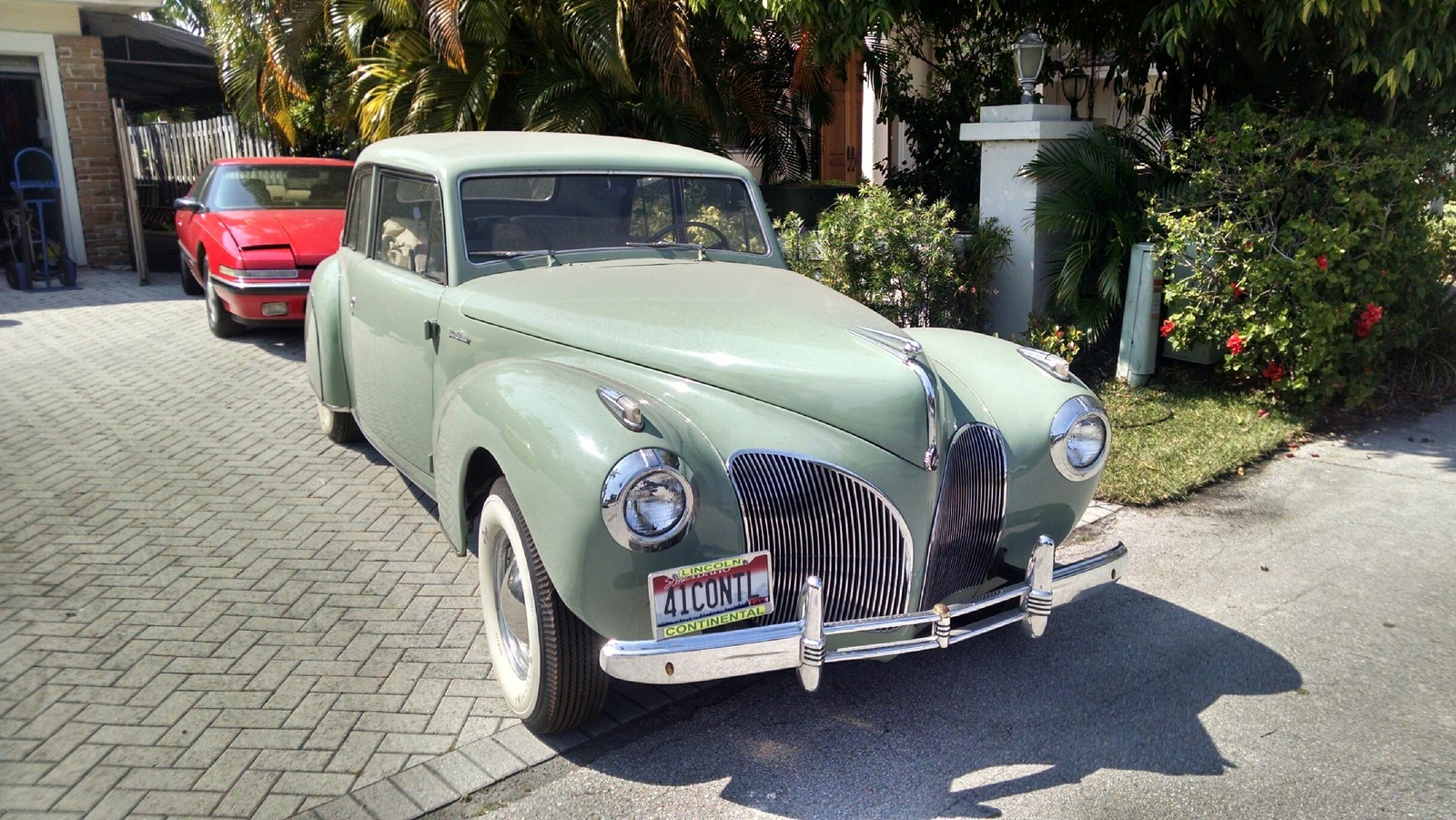 1941 Lincoln Zephyr Overview Cargurus