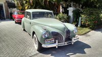 1941 Lincoln Zephyr Overview