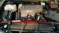 Picture of 2001 Pontiac Bonneville SLE, engine