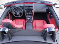 Picture of 2014 Jaguar F-TYPE S V8 Convertible, interior