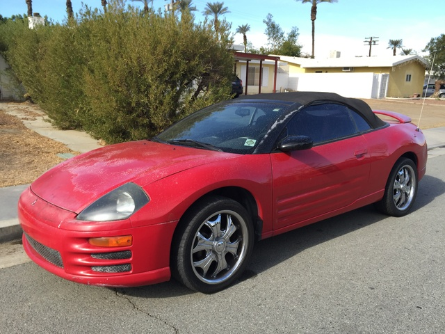 2001 Mitsubishi Eclipse Spyder - Pictures - CarGurus