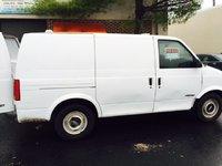 1999 Chevrolet Astro Cargo Van Overview