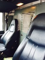 Picture of 1999 Chevrolet Astro Cargo Van 3 Dr STD AWD Cargo Van Extended, interior