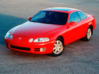 Picture of 2000 Lexus SC 400, exterior