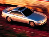 2000 Lexus SC 400 Overview