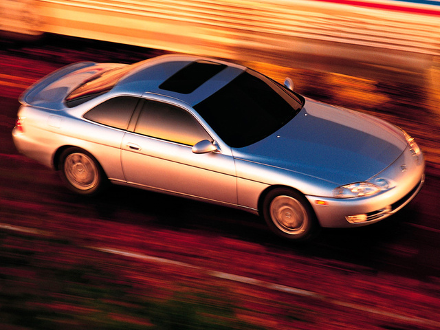 Picture of 2000 Lexus SC 400