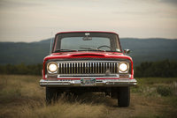 1968 Jeep Wagoneer Overview