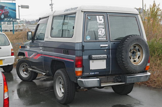 Picture of 1990 Toyota Land Cruiser
