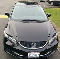 Picture of 2014 Honda Civic LX, exterior