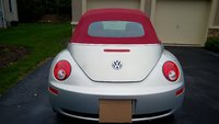 Picture of 2009 Volkswagen Beetle Blush Edition Convertible, exterior, gallery_worthy
