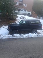 Picture of 1991 Ford Bronco XLT Nite 4WD, exterior