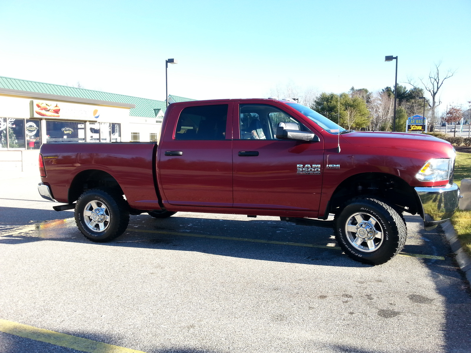 Picture of 2015 Ram 3500 Tradesman Crew Cab 6.3 ft. Bed 4WD