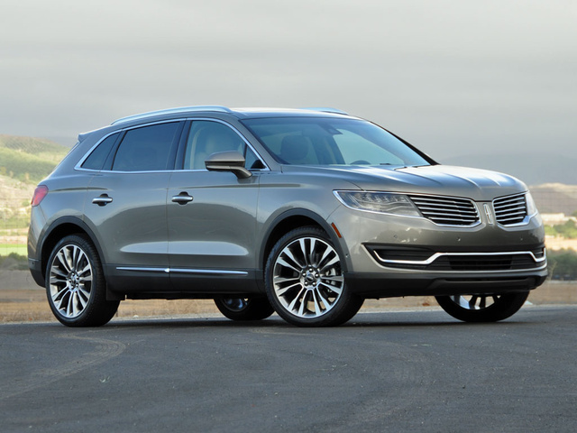2016 Lincoln MKX Overview C24820 on 2015 lincoln mkt awd