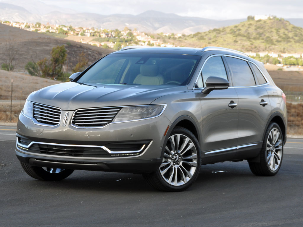2016 Lincoln MKX Reserve in Luxe Metallic