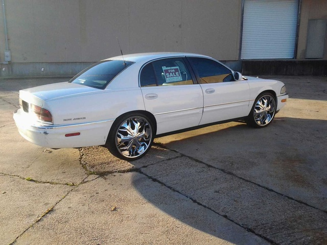 Picture of 1999 Buick Park Avenue