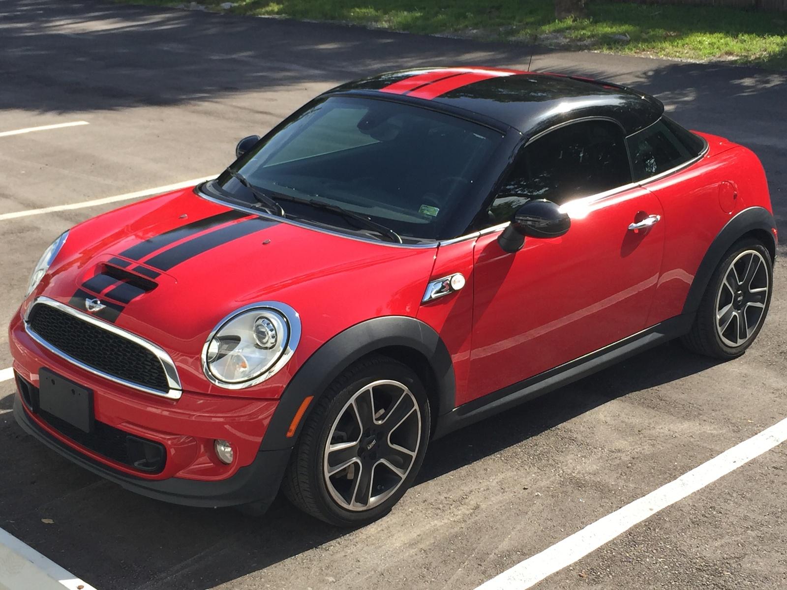 2013 mini cooper coupe overview cargurus - Mini cooper coupe occasion ...