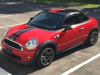 2013 MINI Cooper Coupe Overview