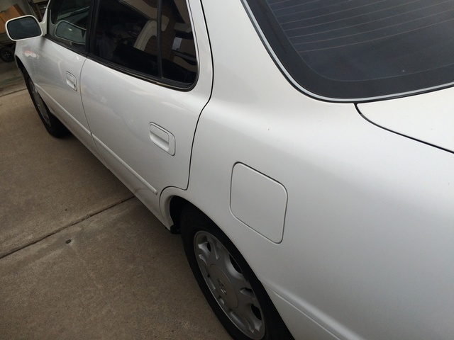 Picture of 1993 Toyota Camry XLE V6, exterior, gallery_worthy
