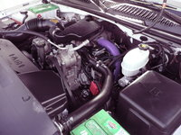 Picture of 2003 Chevrolet Silverado 3500 4 Dr LS 4WD Crew Cab LB DRW, engine