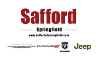 Safford Chrysler Jeep Dodge Ram Fiat of Springfield logo