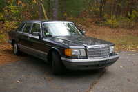 1988 Mercedes-Benz 420-Class Picture Gallery