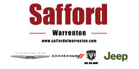 Safford Chrysler Jeep Dodge Ram of Warrenton logo