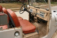 Picture of 1967 Toyota Land Cruiser, interior