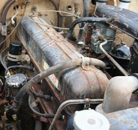Picture of 1967 Toyota Land Cruiser, engine, gallery_worthy