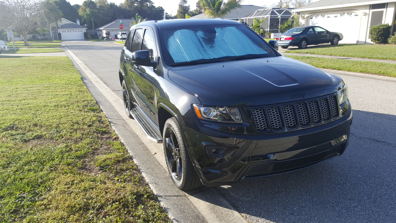 Picture of 2015 Jeep Grand Cherokee Altitude