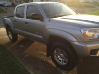 Picture of 2015 Toyota Tacoma Double Cab i4 PreRunner, exterior, gallery_worthy