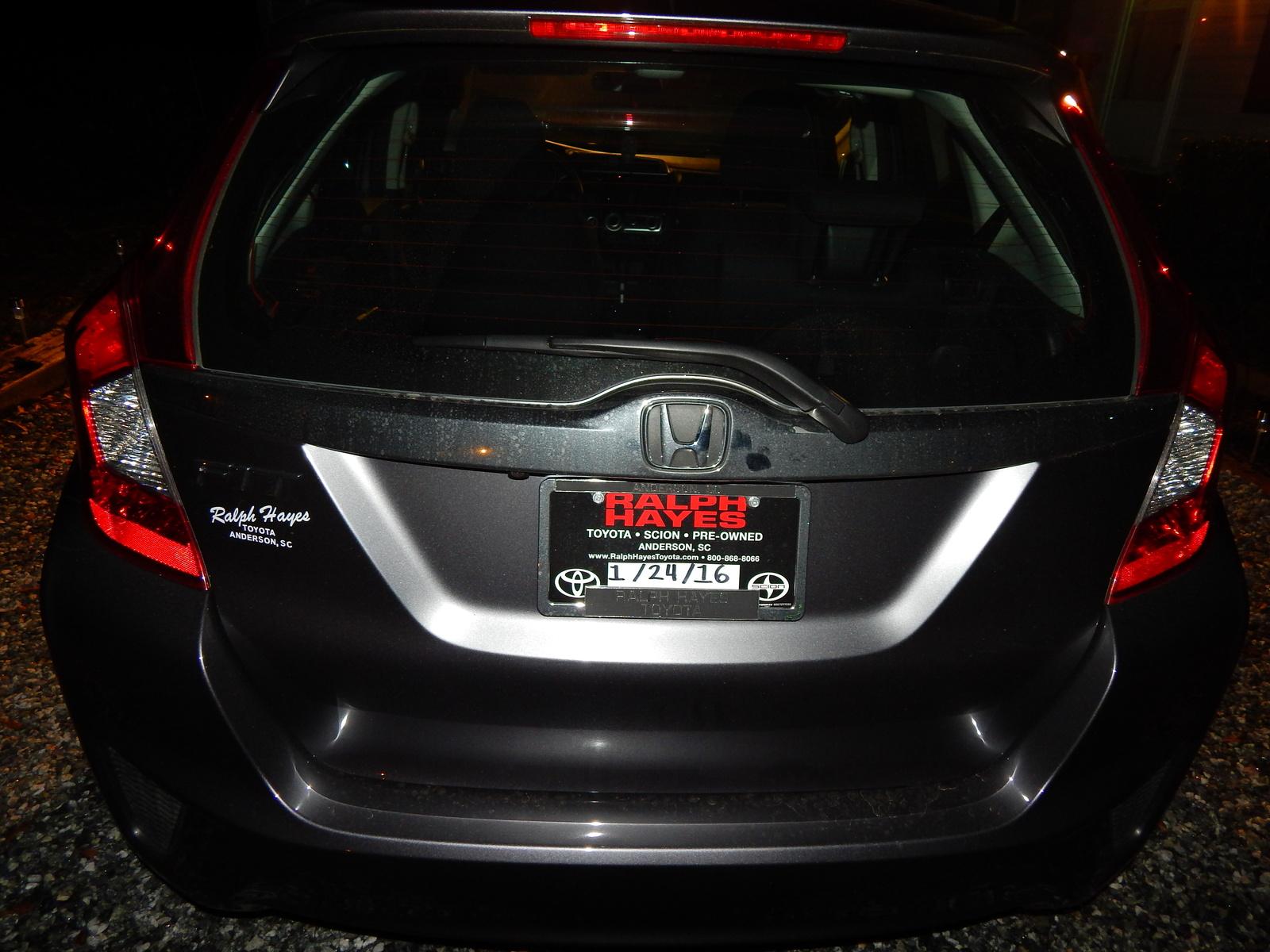 Picture of 2015 Honda Fit EX