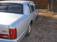 Picture of 1990 Lincoln Town Car Base, exterior