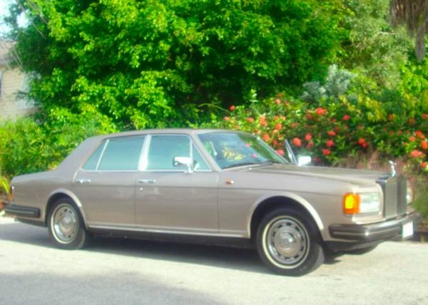 Picture of 1985 Rolls-Royce Silver Spirit