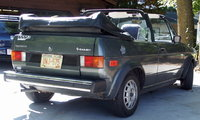 Picture of 1982 Volkswagen Rabbit 2 Dr Base Convertible, exterior