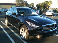 Picture of 2012 INFINITI FX50 Base, exterior, gallery_worthy