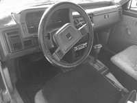 Picture of 1987 Mazda B2000, interior