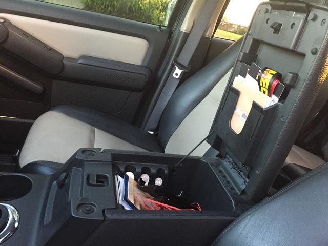 2007 Ford Explorer Sport Trac Interior Pictures Cargurus