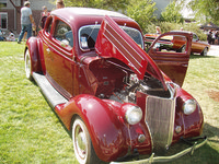 1935 Ford Classic Overview