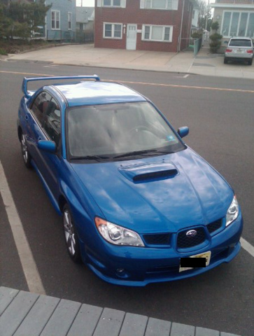 Picture of 2007 Subaru Impreza WRX Base