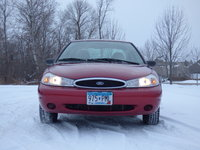 Picture of 2000 Ford Contour 4 Dr SE Sedan, exterior