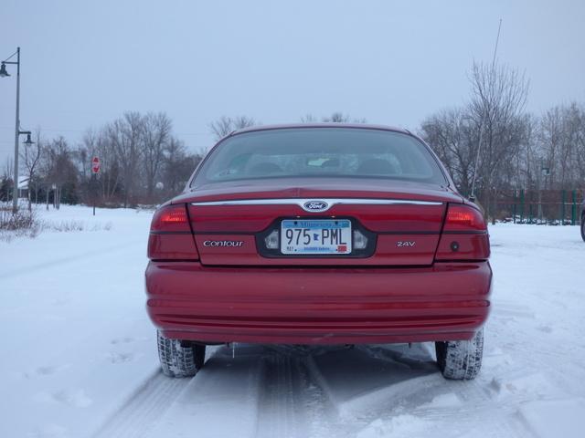 Picture of 2000 Ford Contour 4 Dr SE Sedan