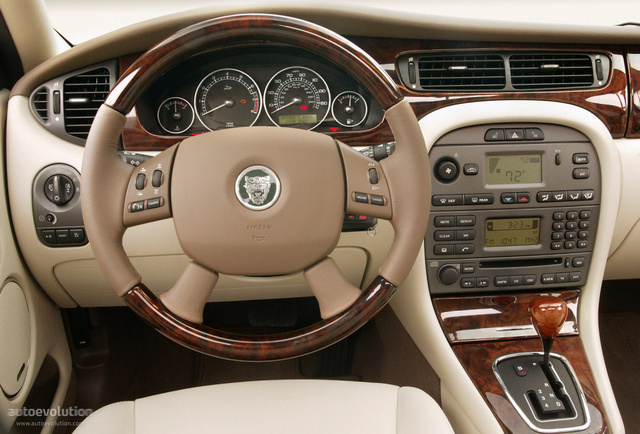 2004 Jaguar X Type Interior Pictures Cargurus