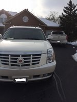 Picture of 2009 Cadillac Escalade EXT AWD, exterior