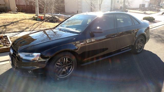 Audi S4 0-60 >> 2016 Audi S4 Overview Cargurus